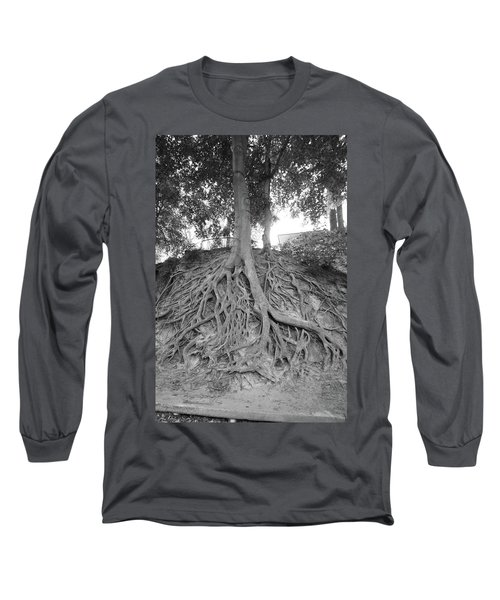 The Root Of It All Long Sleeve T-Shirt