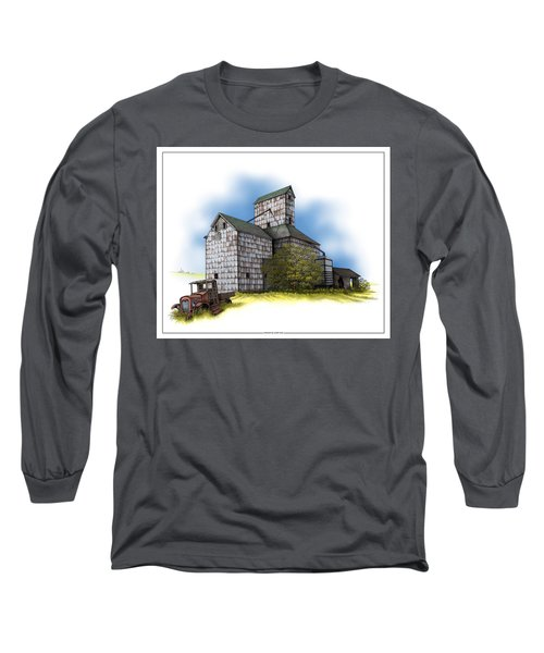 The Ross Elevator Autumn Long Sleeve T-Shirt