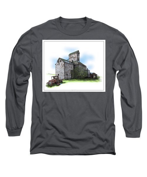 The Ross Elevator Spring Long Sleeve T-Shirt