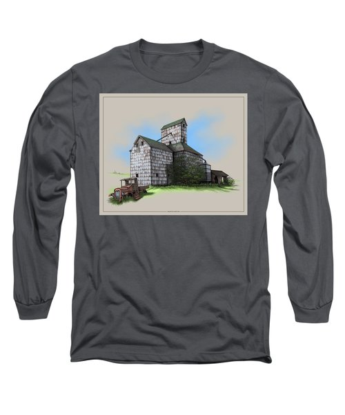 The Ross Elevator Version 5 Long Sleeve T-Shirt