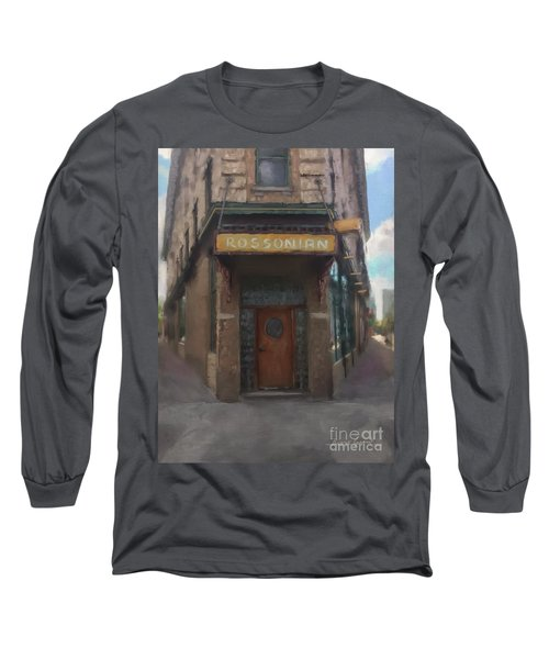 The Rossonian Long Sleeve T-Shirt