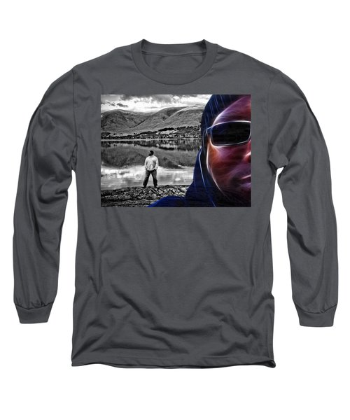 The Rough And The Rugged Long Sleeve T-Shirt