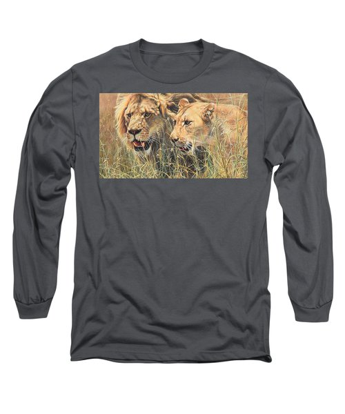 The Royal Couple II Long Sleeve T-Shirt