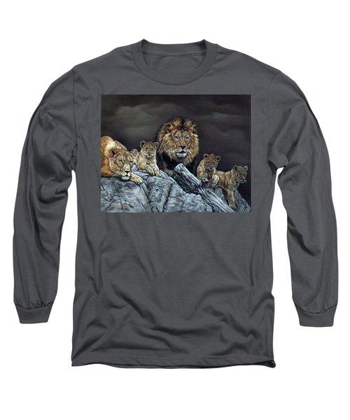 The Royal Family Long Sleeve T-Shirt