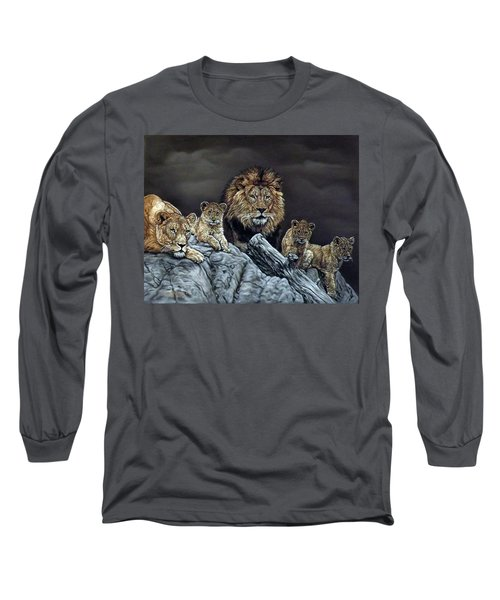 The Royal Family Long Sleeve T-Shirt