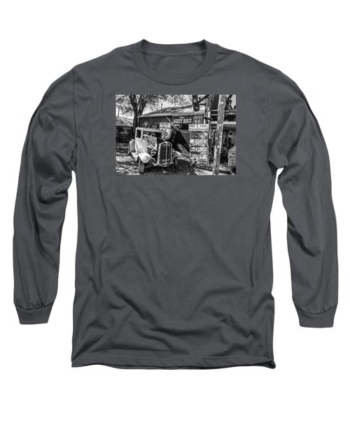 The Rusty Bolt Long Sleeve T-Shirt by Anthony Sacco