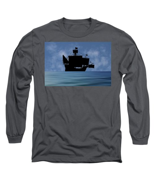 The Santa Maria 1460 V1 Long Sleeve T-Shirt