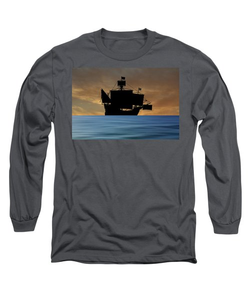 The Santa Maria 1460 V2 Long Sleeve T-Shirt
