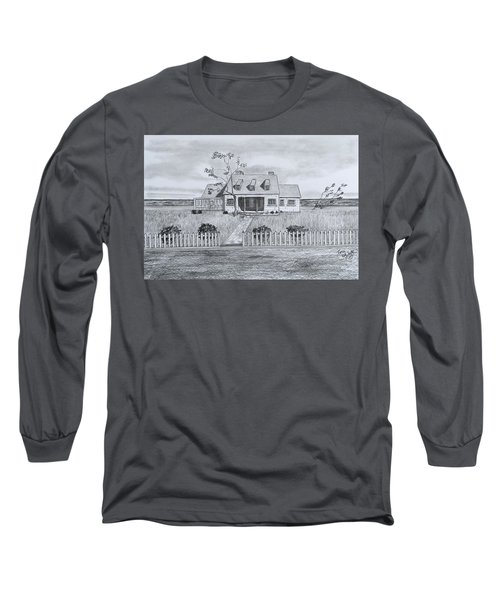 The Sea Captains House  Long Sleeve T-Shirt