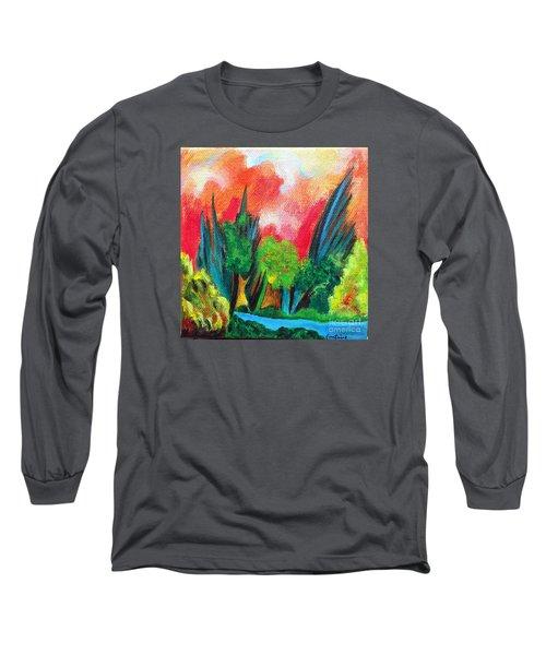 The Secret Stream Long Sleeve T-Shirt