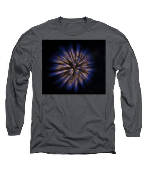 The Seed Of A New Idea Long Sleeve T-Shirt by Alex Lapidus
