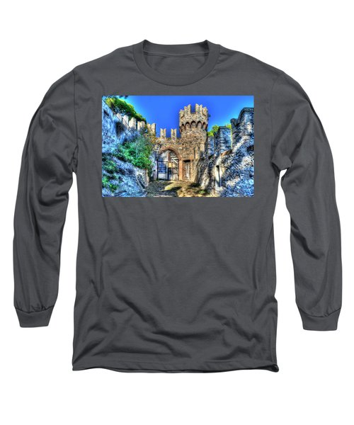 The Senator Castle - Il Castello Del Senatore Long Sleeve T-Shirt