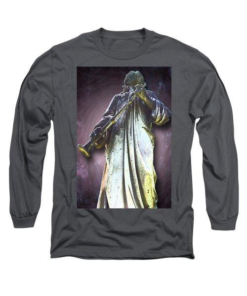 The Seventh Trumpet Long Sleeve T-Shirt