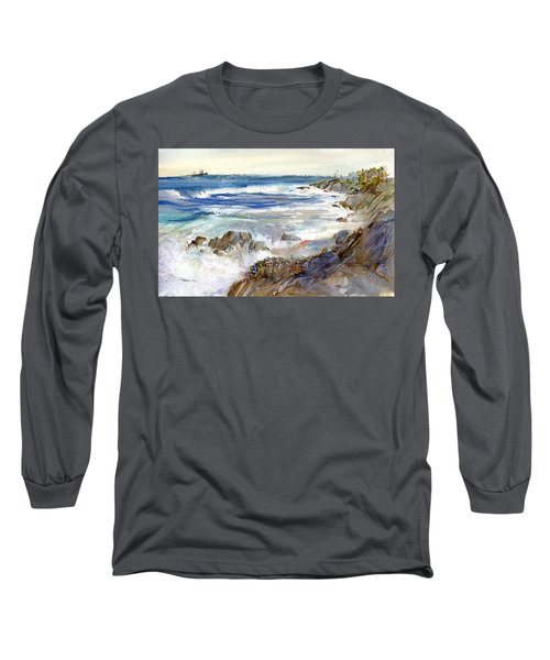 The Shores Of Falmouth Long Sleeve T-Shirt