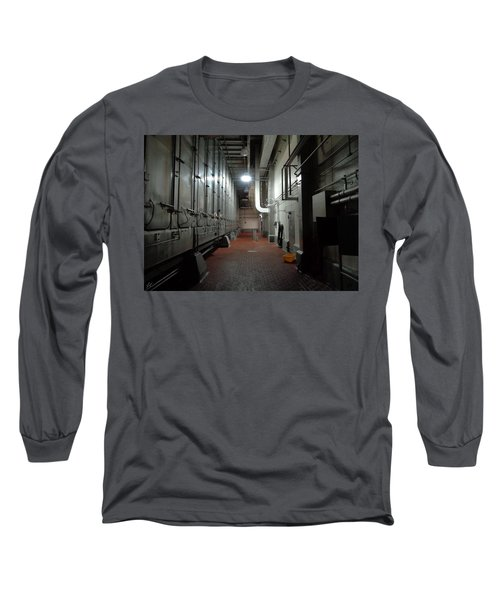 The Show Is Over Pt. II Long Sleeve T-Shirt