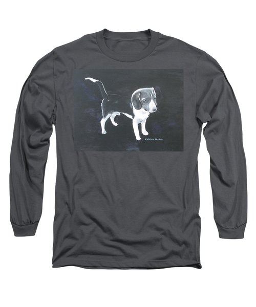 The Shy Beagle Long Sleeve T-Shirt