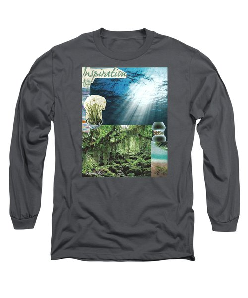 The Sight Of Inspiration Long Sleeve T-Shirt