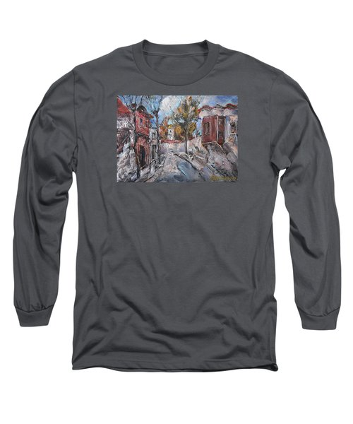 The Silent Street IIi Long Sleeve T-Shirt
