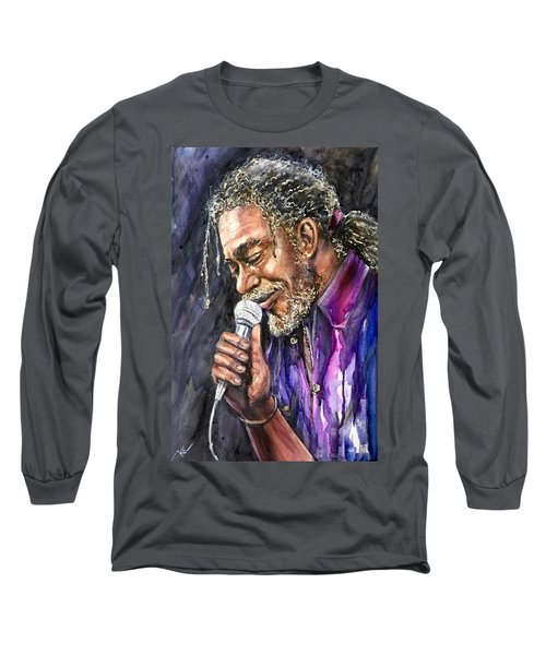 The Singer Long Sleeve T-Shirt