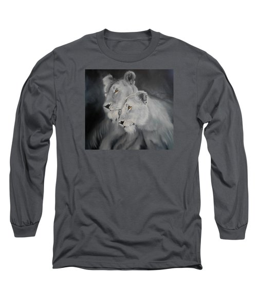 The Sisters Long Sleeve T-Shirt by Maris Sherwood