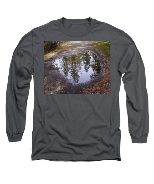 The Sky Below Long Sleeve T-Shirt