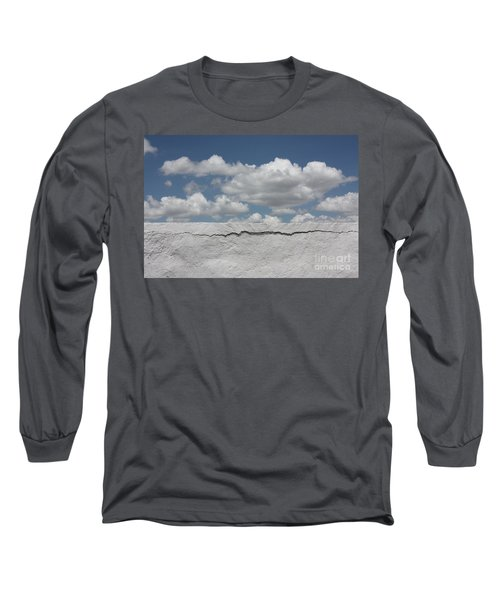 Long Sleeve T-Shirt featuring the photograph The Sky Is Falling by Brian Boyle