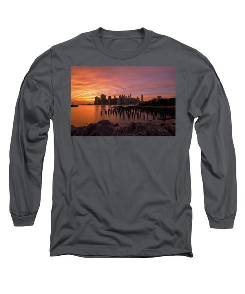The Sky Is Not The Limit  Long Sleeve T-Shirt