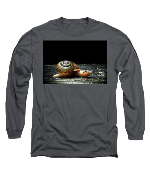 Long Sleeve T-Shirt featuring the photograph The Small Things by Jessica Brawley