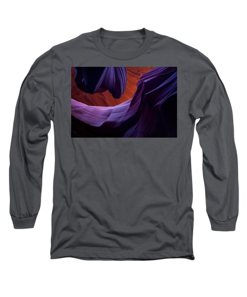 The Song Of Sandstone Long Sleeve T-Shirt