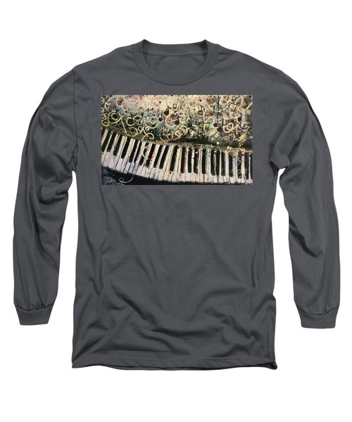 The Songwriter  Long Sleeve T-Shirt