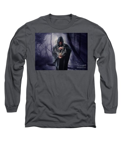 The Sounds Of Silence Long Sleeve T-Shirt