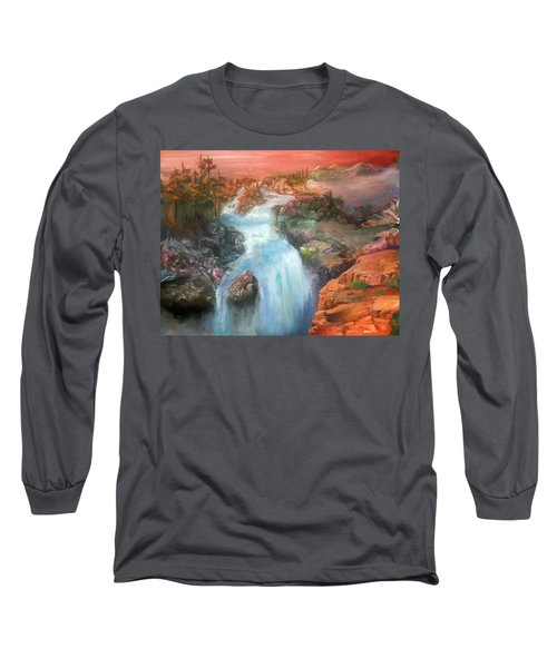 The Source Long Sleeve T-Shirt