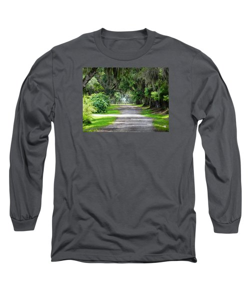 The South I Love Long Sleeve T-Shirt by Patricia Greer
