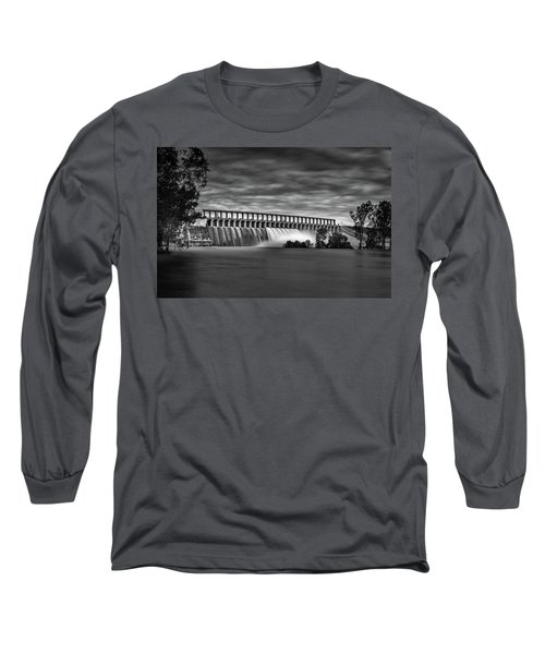 The Spill Long Sleeve T-Shirt by Mark Lucey