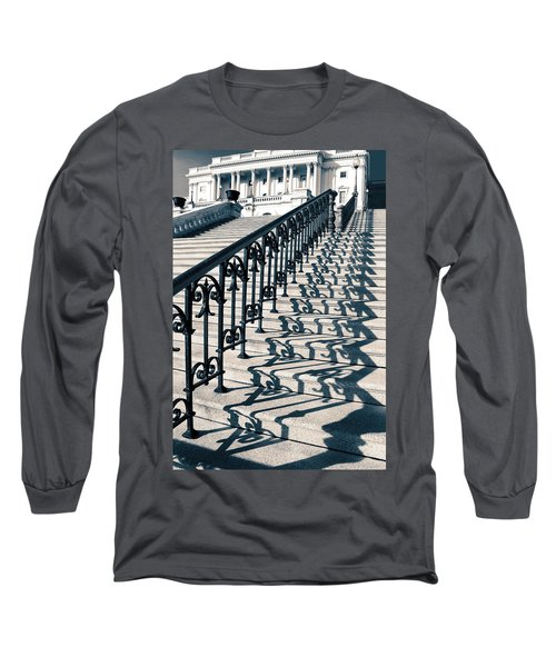 The Stairway Long Sleeve T-Shirt