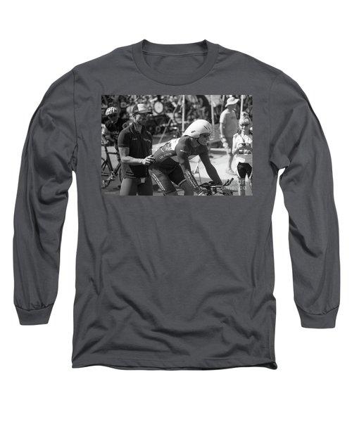The Start Long Sleeve T-Shirt