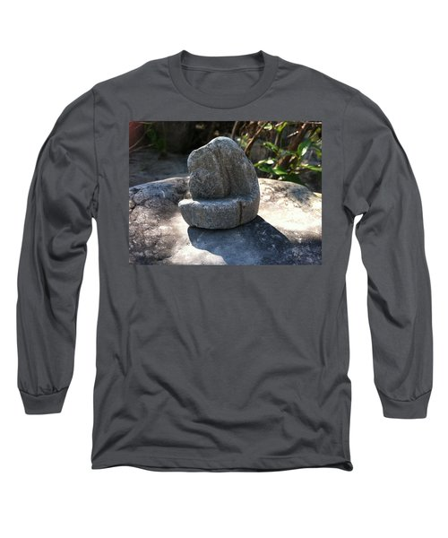 The Stone Long Sleeve T-Shirt