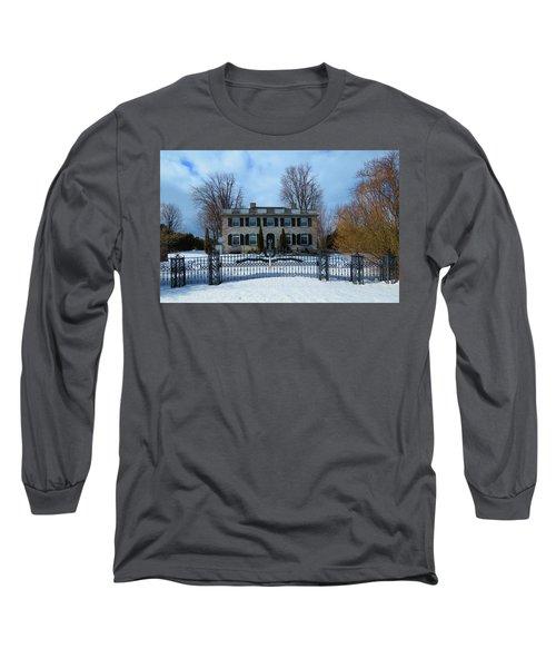 The Stone House Long Sleeve T-Shirt