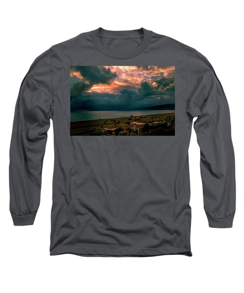 The Storm Moves On Long Sleeve T-Shirt