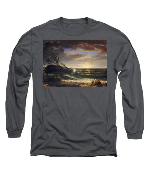 The Stranded Ship Long Sleeve T-Shirt