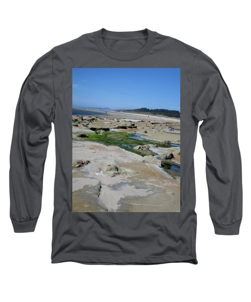 The Strange And The Beautiful Long Sleeve T-Shirt by Marie Neder