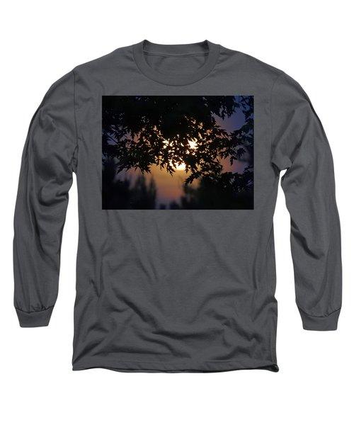 The Strawberry Moon Long Sleeve T-Shirt
