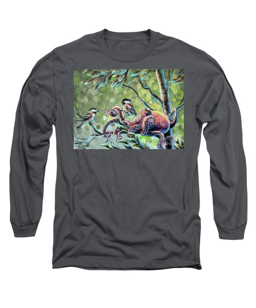 The Stray Long Sleeve T-Shirt