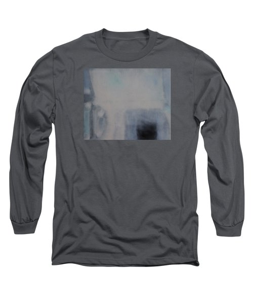 the Sublimation of ideas Long Sleeve T-Shirt by Min Zou