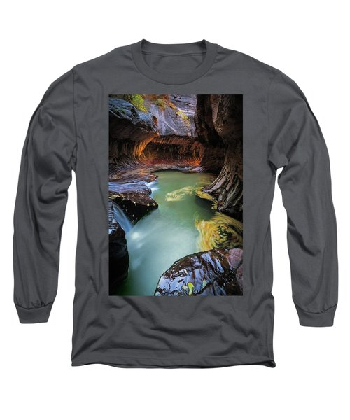 The Subway Colors Long Sleeve T-Shirt