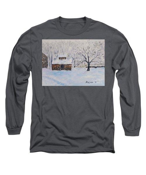 The Sugar House Long Sleeve T-Shirt