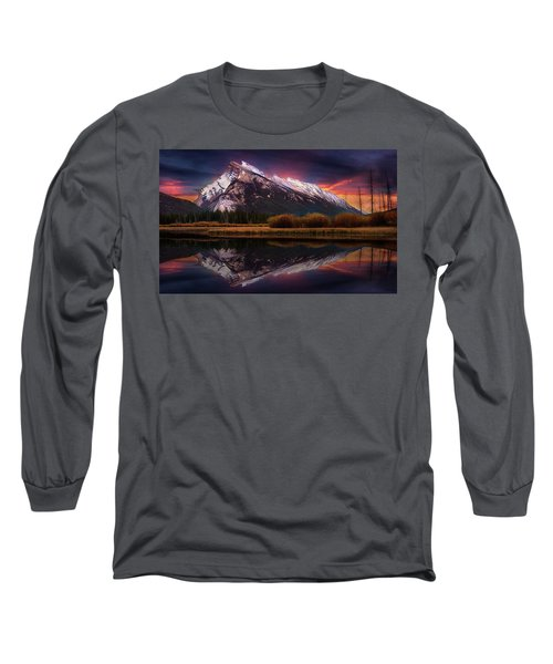The Sun Also Rises Long Sleeve T-Shirt