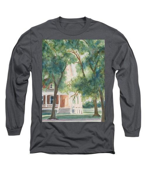 The Sunlit Porch Long Sleeve T-Shirt