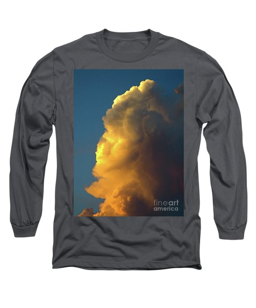 The Sunset Cloud Long Sleeve T-Shirt