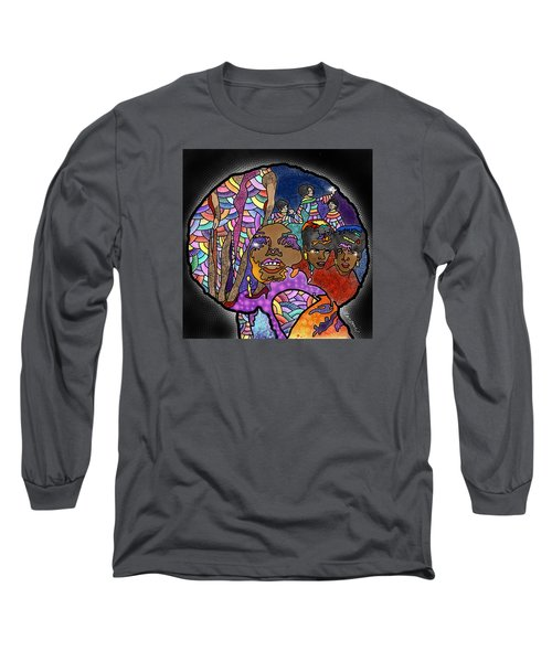 The Supreme Beings Long Sleeve T-Shirt